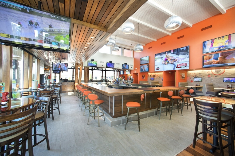 Hooters locations  and it will influence enhancements and renovationsHooters Restaurant Building
