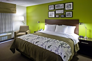 Chattanooga, Tenn. Property Leads Brand's Renovations for New Look & Feel