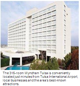 Wyndham Adds Tulsa Hotel To Growing Portfolio Hotel News Resource Mobile Edition