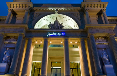 radisson blu hotel opens in nantes france. Black Bedroom Furniture Sets. Home Design Ideas
