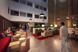 Interstate Hotels & Resorts announced the opening of Holiday Inn Express The Hague on Dec. 21, 2012, representing the first Holiday Inn Express to open in The Hague.
