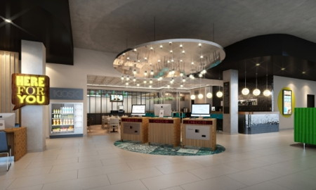 The brand new Park Inn by Radisson, Amsterdam Airport Schiphol is located in a converted office building in the Schiphol-Rijk office park - home to many local and international headquarters and just 5 kilometers away from the terminals.