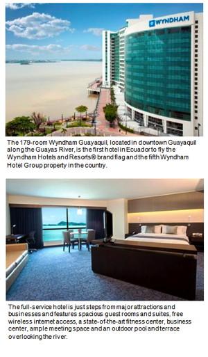 Wyndham Guayaquil in Ecuador