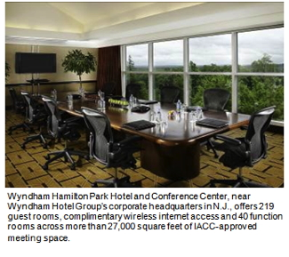 Hotels With Conference Rooms Near Parsippany