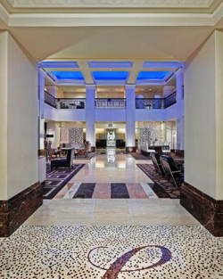 Lobby Lexington New York City. (PRNewsFoto/DiamondRock Hospitality Company and Highgate Hotels, Frank Oudeman)