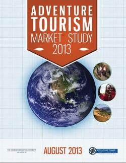 Cover Page - 2013 Adventure Tourism Market Study