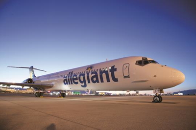 Photo of Allegiant Air Aircraft