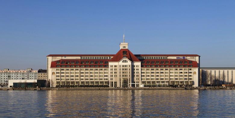 Hilton Hotel Wien Danube