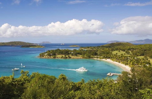 Caneel Bay Resort - U.S. Virgin Islands