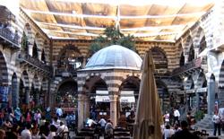 Caravanserai of Diyarbakır - Wikimedia Commons - Schar Kischschatim