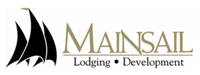 Mainsail Lodging and Development Logo
