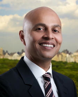 Shafi Syed - VP Hotel Development and Acquisitions for India, Middle East and Africa - Trump Hotels Collection
