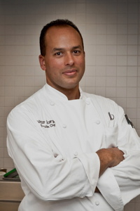 Executive Chef Victor Scargle of Bardessono Hotel
