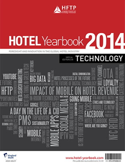 Cover page - The Hotel Yearbook 2014 – Technology