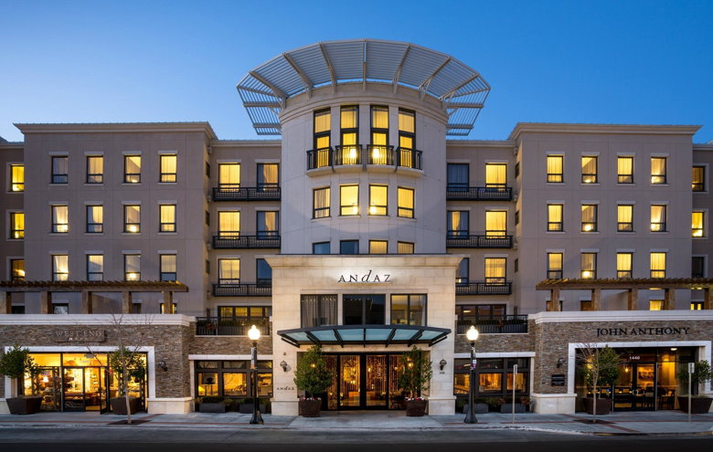 Exterior - Andaz Napa in Napa, California