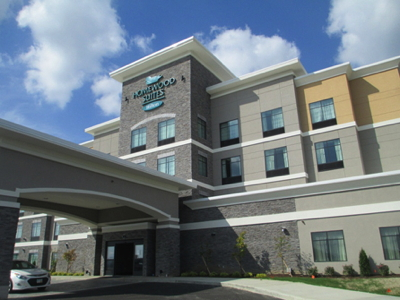 Homewood Suites by Hilton DuBois in Pennsylvania - Credit: Homewood Suites by Hilton