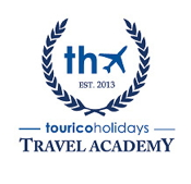 Tourico Holidays Travel Academy Logo