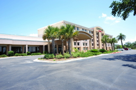 Marriott Courtyard Gulfport/Beach Boulevard Mississippi
