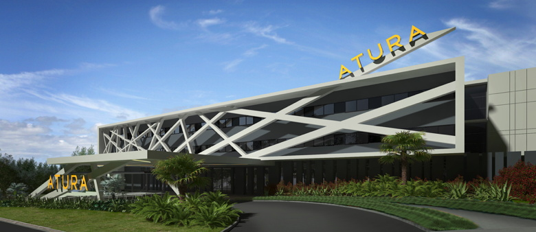 Rendering Atura Hotel Australia
