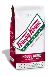 Retail Package - Krispy Kreme House Blend Coffee