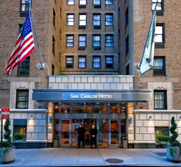 San Carlos Hotel New York City