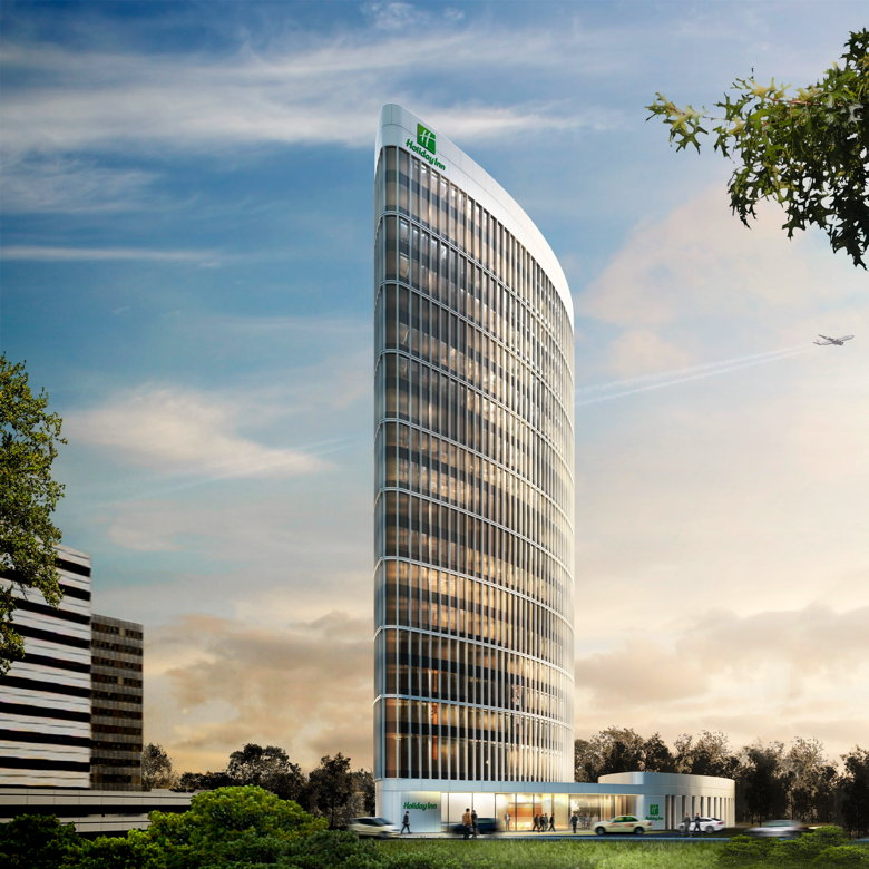 Rendering Holiday Inn Hamburg - City Nord