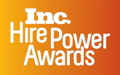 Inc. Hire Power Awards Logo