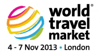 World Travel Market 2013 Logo