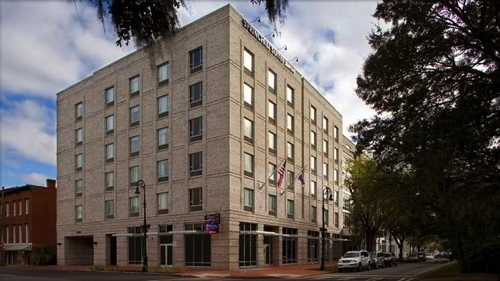 SpringHill Suites in Savannah Georgia