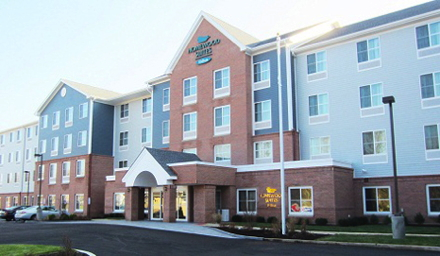 Homewood Suites by Hilton in Southington Connecticut