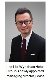 Leo Liu - China Managing Director - Wyndham Hotel Group