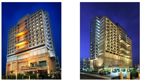 InterContinental Hotels Group (IHG) has signed a management agreement with Eros Resorts and Hotels Ltd. to manage its two hotels in Delhi's emerging business district of Mayur Vihar.