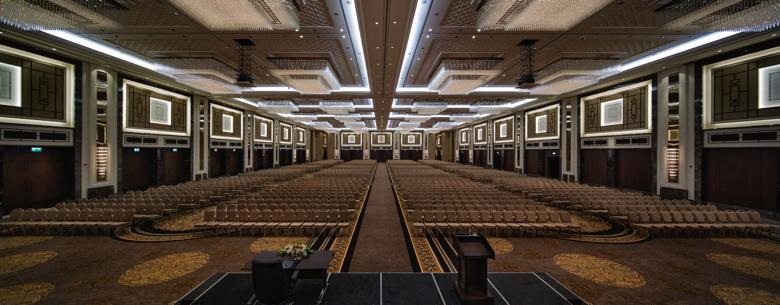 Hilton Istanbul Bomonti Hotel & Conference Center Ballroom