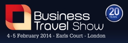 Business Travel Show Logo