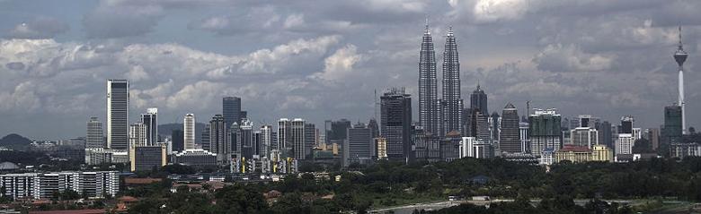 Kuala Lumpur City ViewFrom Wikimedia Commons