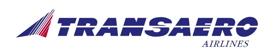 Transaero Airlines Logo