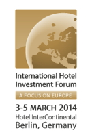 Logo - International Hotel Investment Forum (IHIF)