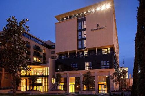 Renaissance Aix-en-Provence Hotel Exterior
