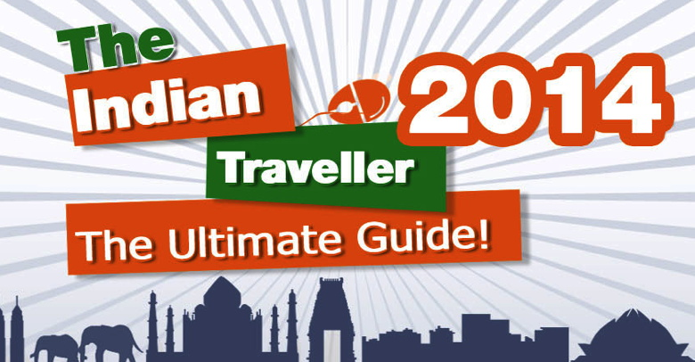 Excerpt from Infographic: The Indian Traveller 2014