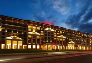 Sochi Marriott Krasnaya Polyana Hotel Opens in Russia