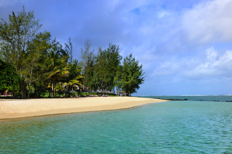 Outrigger Mauritius Resort and Spa - Beach