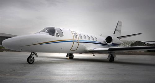 Image of a Citation Jet
