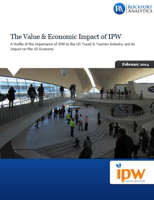 Cover page from IPW Impact Study