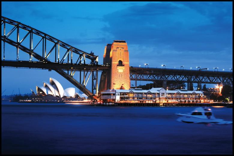 Pier One Sydney Harbor - Sydney, Australia