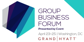 Advertisement for the 2014 Group Business Forum