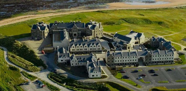 Doonbeg Golf Club in County Clare Ireland
