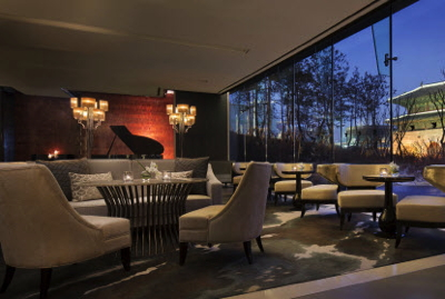 Lounge at JW Marriott Dongdaemun Square Seoul
