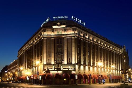 Rocco Forte Hotel Astoria St.Petersburg