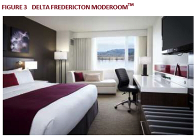 Delta Fredericton Hotel Moderoom (TM)