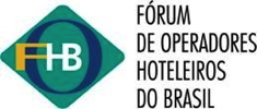 Logo - Forum of Brazilian Hotel Operators (FOHB)